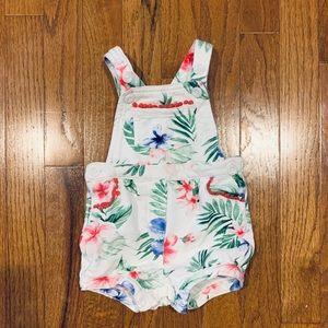 Little girl overalls